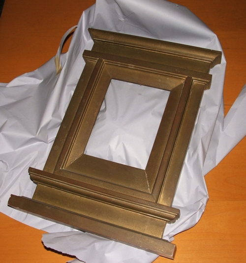 BronzeTabFrame