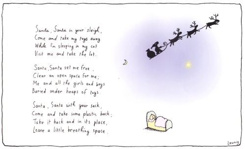 Leunig- 2013Christmas Wish
